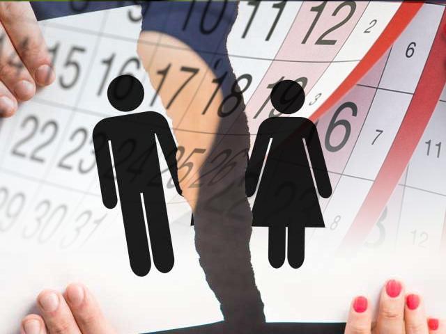 Se resuelve que la extinción de la comunidad tiene efecto retroactivo a la fecha de la notificación del divorcio pese a haber existido separación de hecho previa